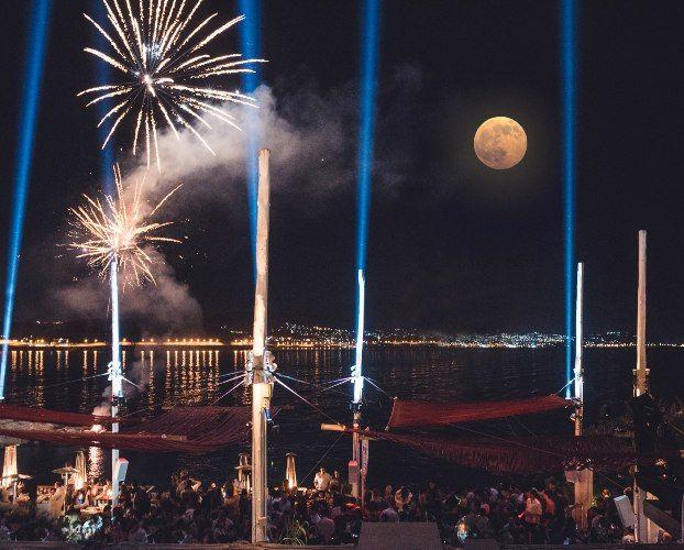 Show πυροτεχνημάτων για 4η χρονιά στο Island