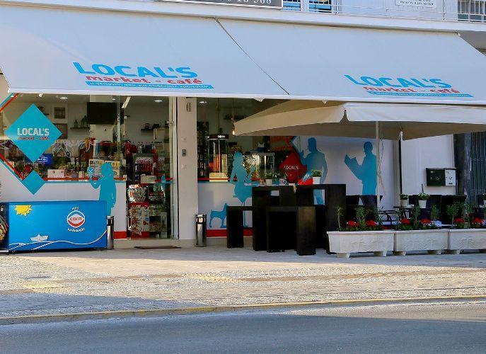 Local's Market Café: Ό,τι χρειαστείς οποιαδήποτε ημέρα και ώρα