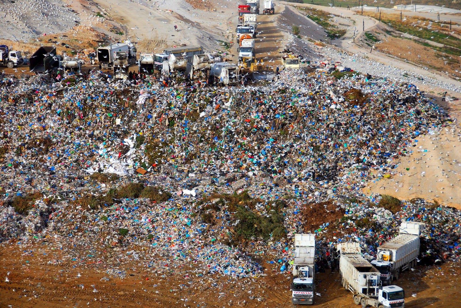 Κλειστός ο ΧΥΤΑ Φυλής: O Δήμος Αλίμου κάνει έκκληση στους δημότες να μη βγάζουν για λίγες ημέρες τα σκουπίδια τους