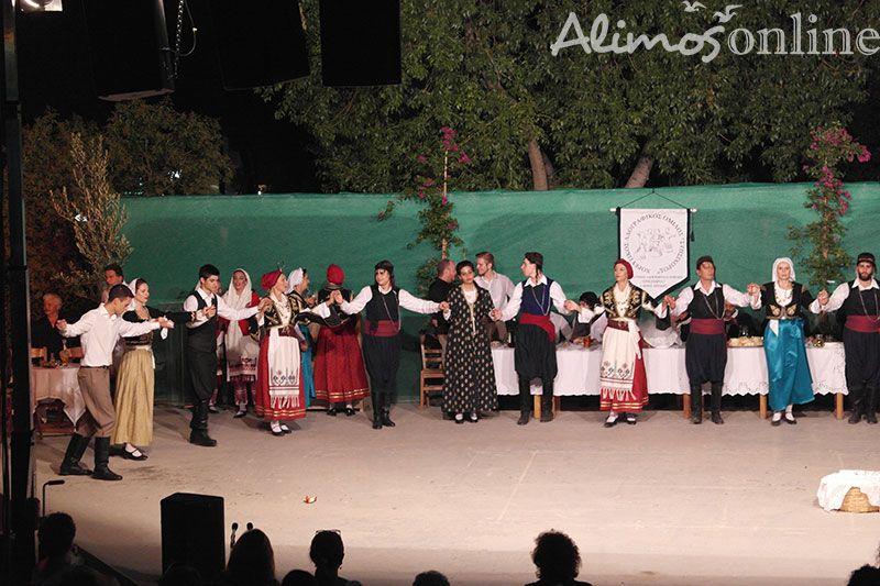 Το αναλυτικό πρόγραμμα για την Εκδήλωση Παραδοσιακών Χορών από τον «ΣΤΗΣΙΧΟΡΟ»