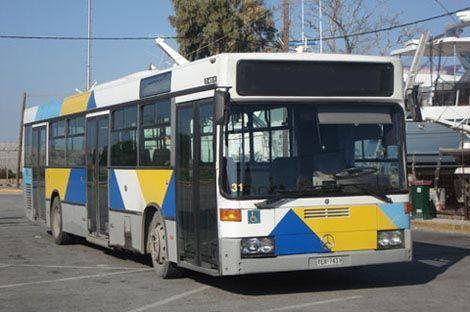 Νέες στάσεις εργασίας στα λεωφορεία την Τρίτη και την Πέμπτη