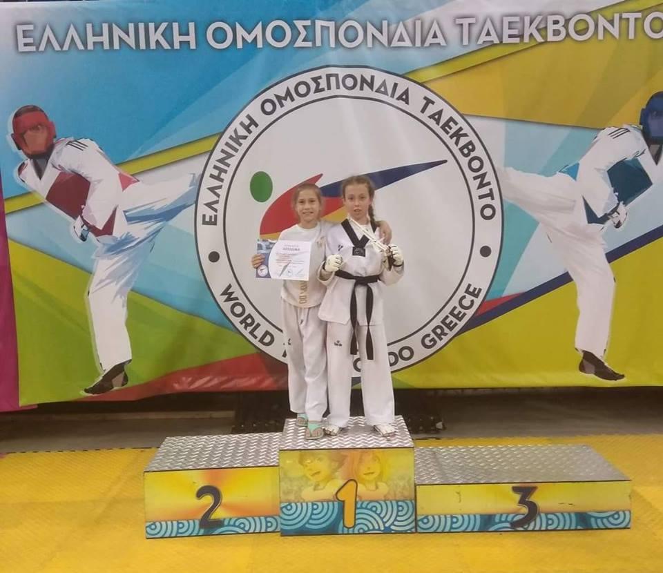 2 χρυσά μετάλλια αφιέρωσαν οι αθλητές του Α.Σ «Φωκέας» στη μνήμη του Αλέξη