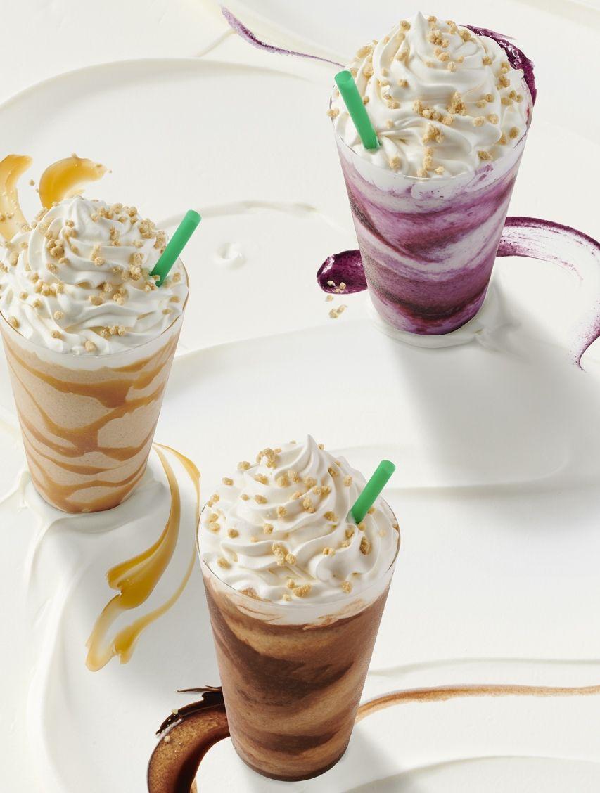To Cheescafe Frappuccino είναι η νέα, γλυκιά, άφιξη των Starbucks