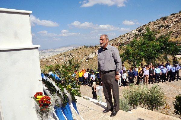 Ηλιούπολη: Τιμήθηκαν οι πέσοντες στον Καρέα