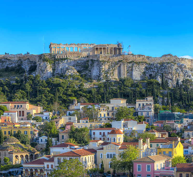 Η Αθήνα ανάμεσα στις 12 ευρωπαϊκές πόλεις φιναλίστ για το βραβείο iCapital 2018