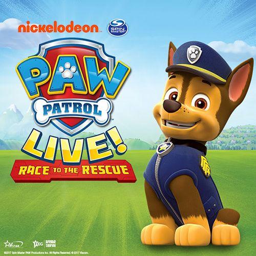 Τα σκυλάκια του «Paw Patrol» έρχονται στο Φάληρο