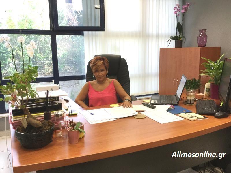 Δώρα Σύρμα: Η Αντιδήμαρχος που λατρεύει τις προκλήσεις