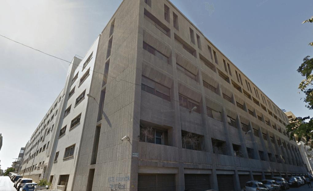 Ξεκίνησε η κατασκευή ξενοδοχείου στο πρώην εργοστάσιο Παπαστράτου στον Πειραιά