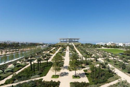 Το Κέντρο Πολιτισμού Ίδρυμα Σταύρος Νιάρχος βραβεύτηκε με το «Ευρωπαϊκό Βραβείο Κήπου»