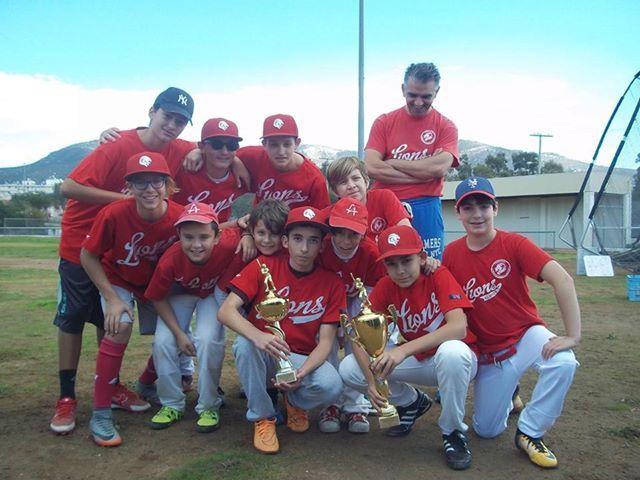 Alimos Lions: Η ομάδα baseball του Αλίμου ξεκινά και πάλι τις προπονήσεις
