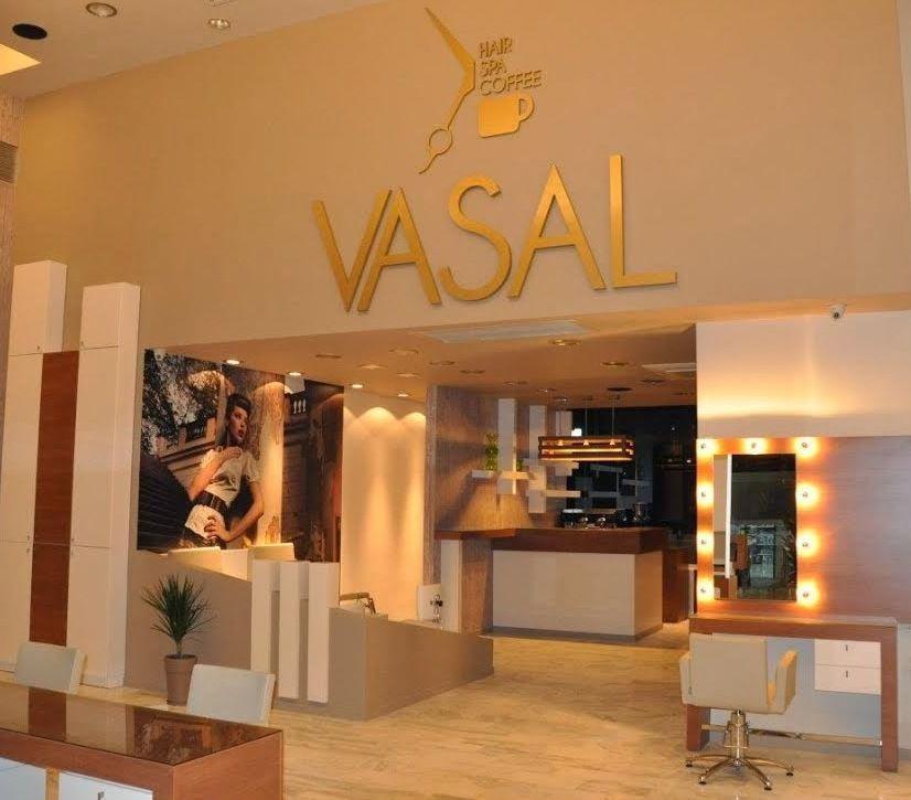 Vasal: Ένας πολυχώρος αισθητικής που διαθέτει όλες τις υπηρεσίες ομορφιάς