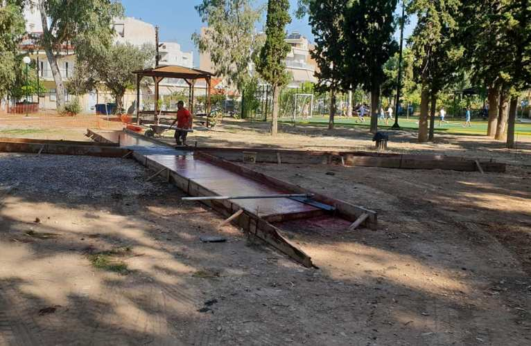 Αργυρούπολη: Ετοιμάζεται Πάρκο Κυκλοφοριακής Αγωγής στο Οικογενειακό Πάρκο