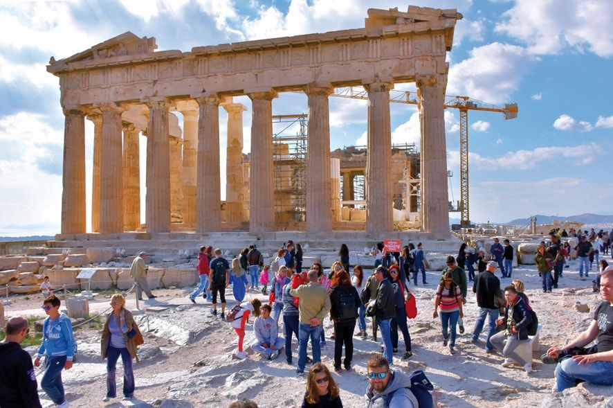 Ακρόπολη: Η ξενάγησή της βρίσκεται ανάμεσα στις 10 καλύτερες του κόσμου