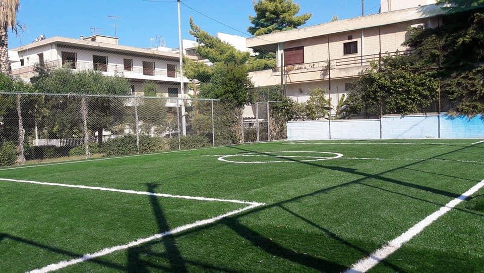 Ελληνικό: Γήπεδο 5x5 στην Τραπεζούντος