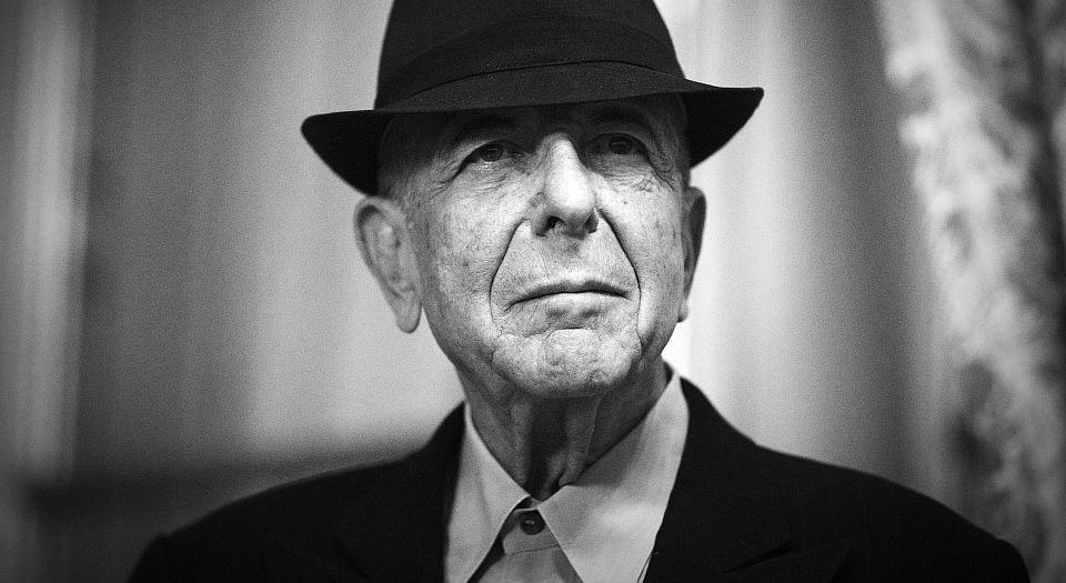 Ο Κήπος του Μεγάρου φιλοξενεί την Παρασκευή ένα αφιέρωμα στον Leonard Cohen