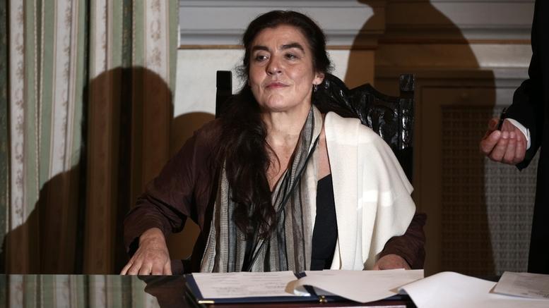 Η Λυδία Κονιόρδου είναι η νέα πρόεδρος του Κέντρου Πολιτισμού Ίδρυμα Σταύρος Νιάρχος