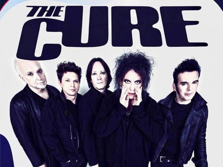 The Cure: Έρχονται για μία συναυλία στο Φάληρο τον επόμενο Ιούλιο