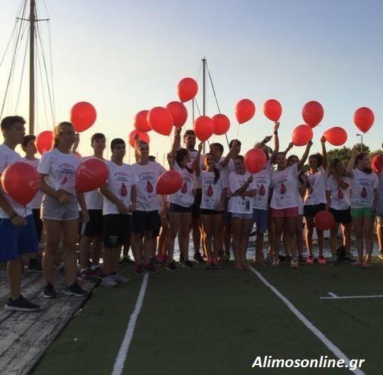 Σήμερα η 16η Πανελλήνια Λαμπαδηδρομία στον Άλιμο