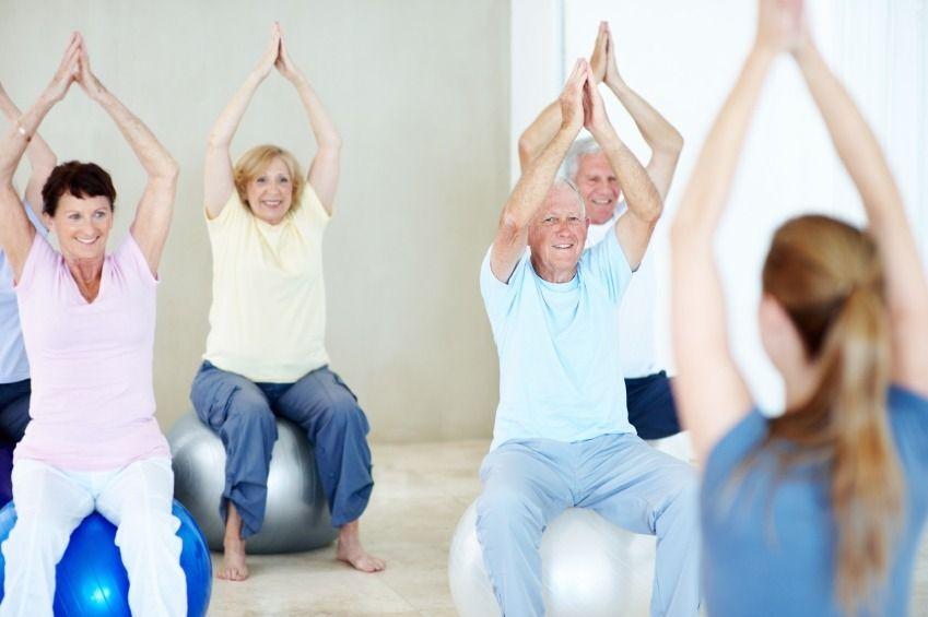 Άγιος Δημήτριος: Προγράμματα άσκησης για άτομα άνω των 50 ετών