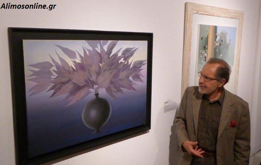 Η ανάρτηση του Μάνου Στεφανίδη για τα έργα τέχνης στον Άλιμο – Ετοιμάζονται ακόμη δύο έργα να ομορφύνουν τον Άλιμο