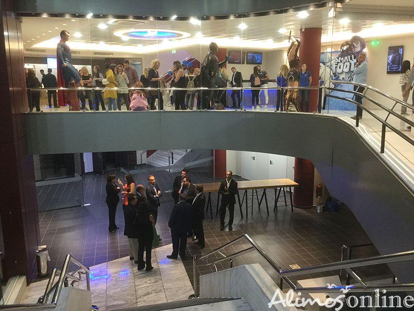 Λαμπερή Pre-Opening βραδιά πραγματοποιήθηκε στα Town Cinemas