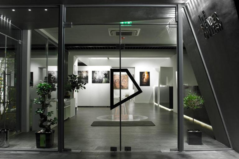 Γλυφάδα: Οpening party της Blender Gallery με τον Monsieur Minimal
