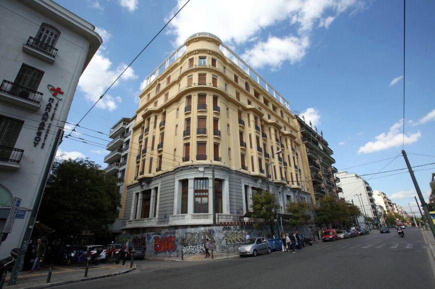 Ολοκληρώνεται η αποκατάσταση του διατηρητέου κτιρίου του Ακροπόλ Παλάς