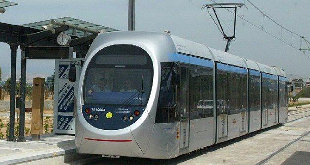 Διακοπή κυκλοφορίας του τραμ την Κυριακή