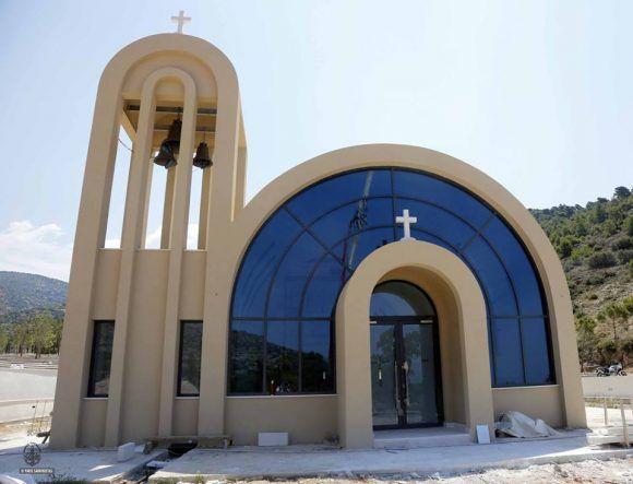 Γλυφάδα: Έτοιμο είναι το Κοιμητήριο του Δήμου