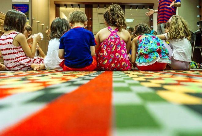 Γιορτή των Παιδικών Σταθμών Αλίμου
