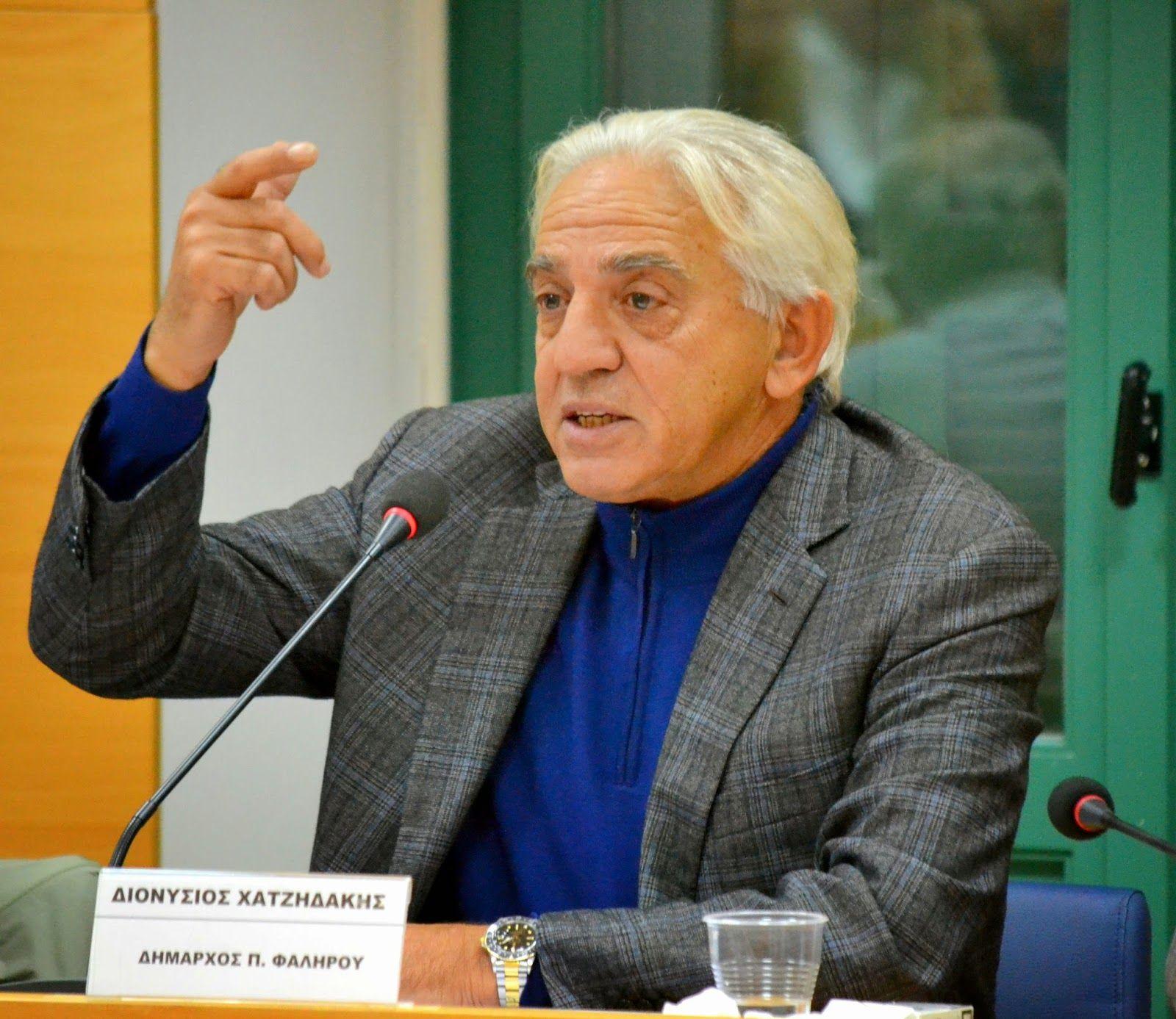 Η δήλωση του Διονύση Χατζηδάκη σχετικά με την υποψηφιότητά του ως βουλευτής