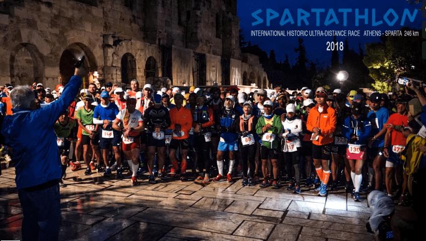 Spartathlon 2018: Το video του Αλιμιώτη Κριστιάν Τσαντούλα για τη διοργάνωση