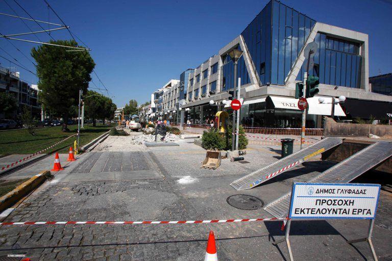 Το εμπορικό κέντρο της Γλυφάδας αλλάζει όψη