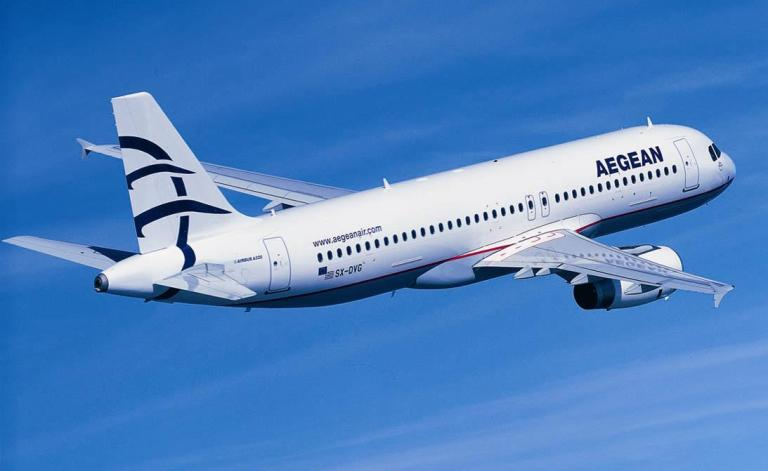 Η Αegean στο Νο5 με τις καλύτερες αεροπορικές εταιρείες