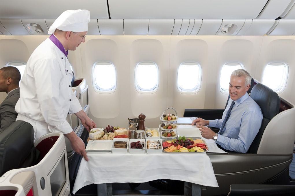 Η Saudi Arabian Airlines προσλαμβάνει chefs