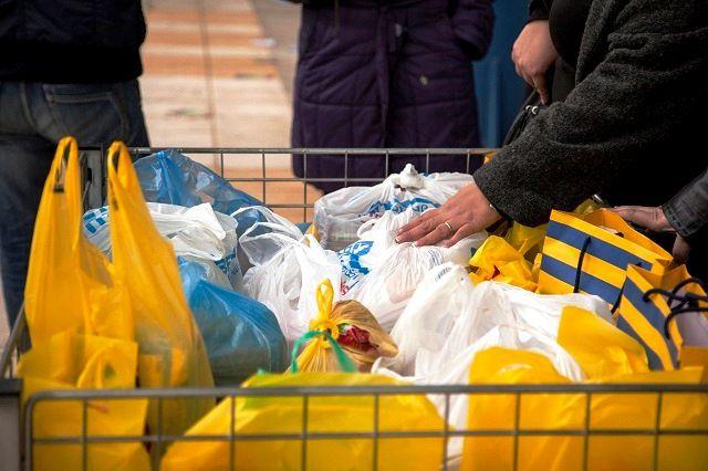 Ελληνικό – Αργυρούπολη: Διανομή τροφίμων για τους άπορους δικαιούχους