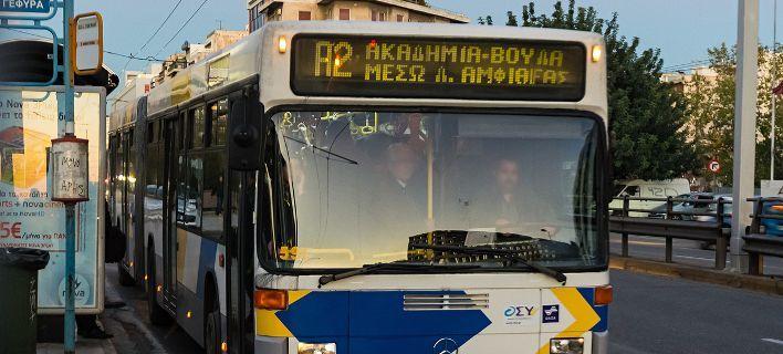 Στα μπαλκόνια της Λ. Συγγρού ψάχνουν τον δράστη των επιθέσεων στα λεωφορεία