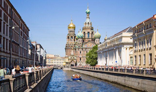 8ήμερη εκδρομή στη Ρωσία του Συλλόγου Κατοίκων Αμπελακίων Αλίμου