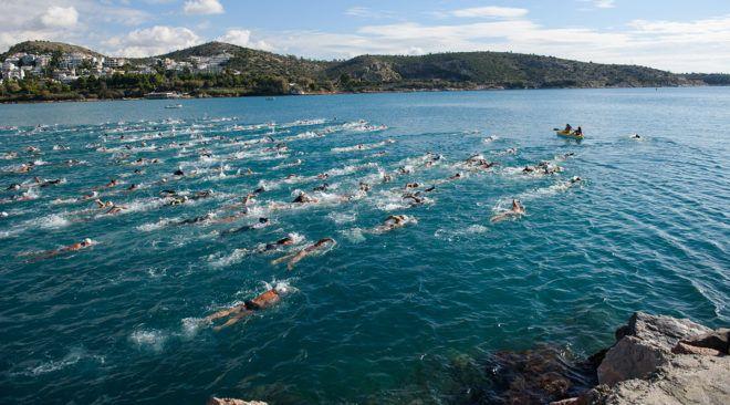Η Κολυμβητική Ομοσπονδία Ελλάδος είναι κατά του Χειμερινού Διάπλου Βουλιαγμένης