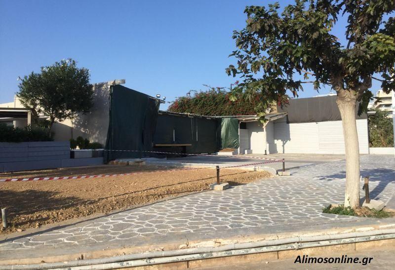 Γενική ανακαίνιση στον χώρο δίπλα στο Penarrubia