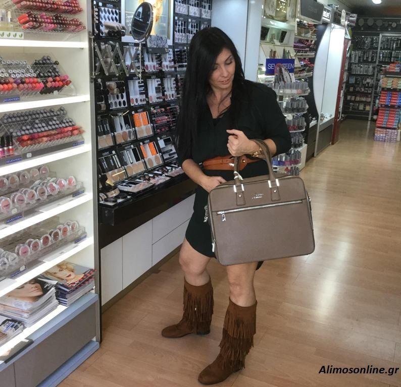 Στο «Αρωμα» η αναζήτηση γυναικείας τσάντας είναι μια ευχάριστη και αξέχαστη εμπειρία
