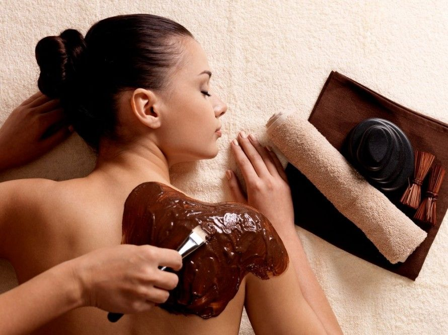 Στο Κέντρο Εναλλακτικής Θεραπείας «IVA» θα κάνεις μασάζ με καφέ αλλά και ζεστή σοκολάτα