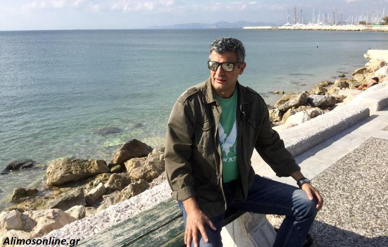 Συνέντευξη με τον Αλιμιώτη παλαίμαχο ποδοσφαιριστή Κώστα Μπατσινίλα