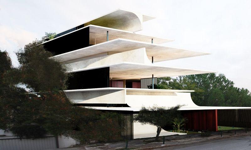 H κατοικία της Βούλας που διεκδικεί το Ευρωπαϊκό Βραβείο Σύγχρονης Αρχιτεκτονικής Mies van der Rohe