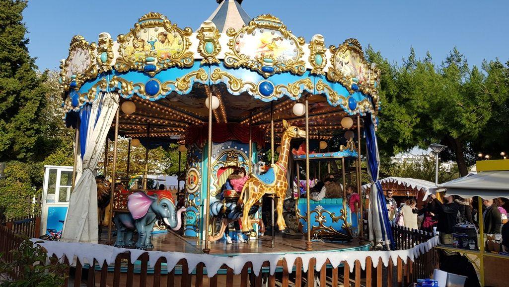 Πάρκο του Άη- Βασίλη στον Φλοίσβο: Ανακοινώθηκε το πρόγραμμα των πρώτων ημερών