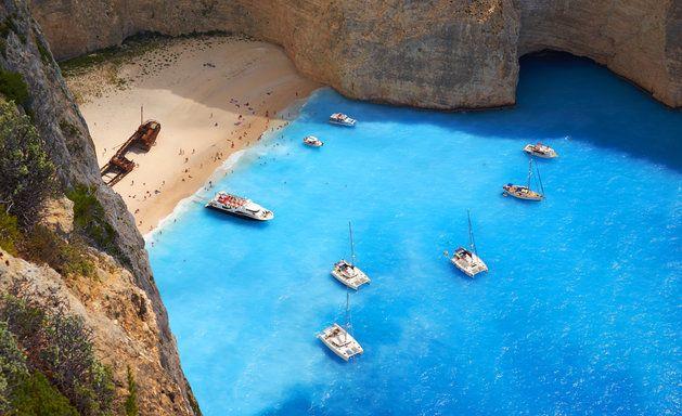 Έξι ελληνικές παραλίες ανάμεσα στις καλύτερες του κόσμου για το 2018