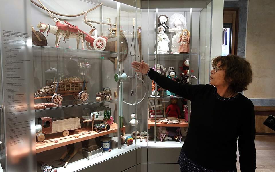 «Έφυγε» η Μαρία Αργυριάδη, διευθύντρια στο Μουσείο Μπενάκη Παιχνιδιών