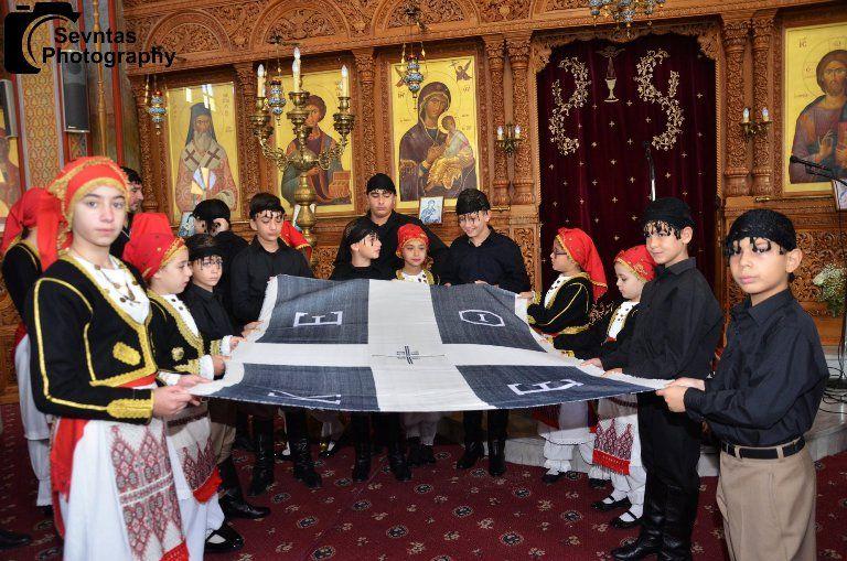 Οι Κρήτες τίμησαν την 152η επέτειο του Ολοκαυτώματος της Μονής Αρκαδίου