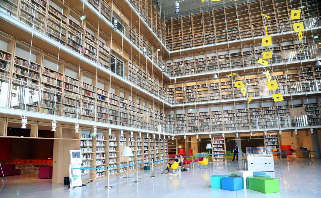 Αποτέλεσμα εικόνας για Εθνικής Βιβλιοθήκης του Κέντρου Πολιτισμού Ίδρυμα Σταύρος Νιάρχος