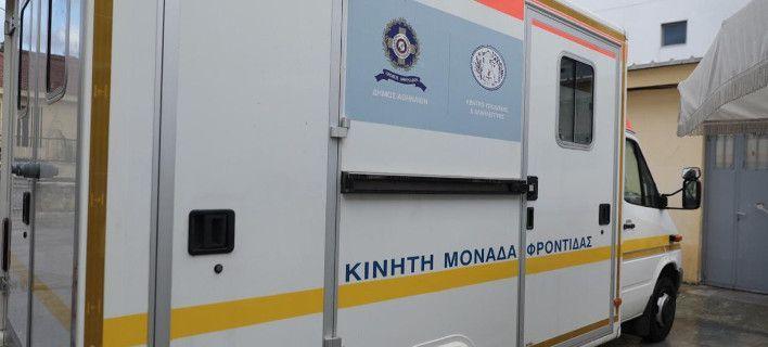 Ο Δήμος Αθηναίων απέκτησε την πρώτη κινητή μονάδα φροντίδας αστέγων